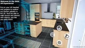 la cuisine professionnelle pdf concevoir cuisine ikea propose de visionner sa future cuisine en
