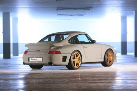ruf porsche wide body ruf will unveil supercar in geneva could be modern yellowbird