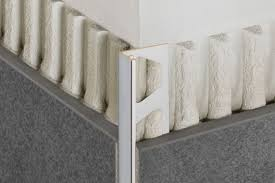 schluter jolly edging u0026 outside wall corners for walls