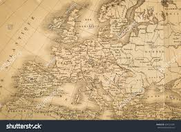 World Map Antique by Antique World Map Europe Stock Photo 334127381 Shutterstock