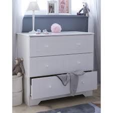 commode chambre enfant commode bebe blanc zélie zeliblcm03