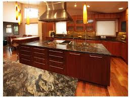 Kitchen Granite Island by Kitchen Island With Cooktop And Seating Amys Office