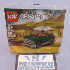 mini cooper polybag 25 creator mini cooper polybag 40109 nisb ebay