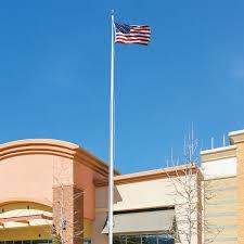 flagpoles 40 ft