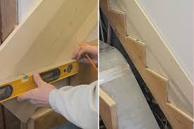 home coming how to install stair tread risers