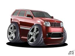 jeep grand cherokee srt8 2006 by x dimaz x on deviantart