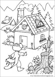 pigs website inspiration 3 pigs coloring