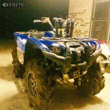 2013 yamaha grizzly 700 highlifter lift 2in