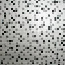 mosaic effect bathroom wallpaper brightpulse us