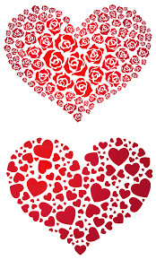 valentine hearts png clipart gallery yopriceville high