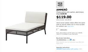 Ikea Outdoor Furniture Sale by Ammero Outdoor Seating From Ikea Retroranchrevamp U0027s Blog