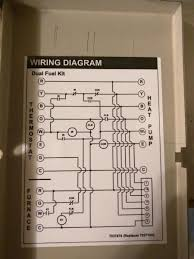 wire thermostat to use gas on dual fuel hvac doityourself com