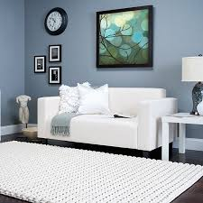 Modern White Rug 10 Knit Rugs For The Modern Home