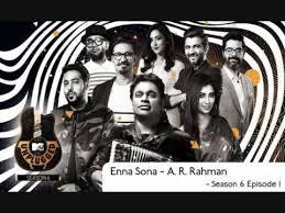 mtv unplugged india mp3 download ar rahman enna sona a r rahman mtv unplugged season 6 episode 1 youtube