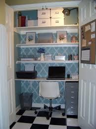 office 1 ideas office in a closet design closet office space