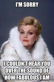 Angela Lansbury Meme - angela lansbury