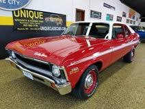Nova Bench Seat For Sale Chevrolet Nova For Sale Hemmings Motor News