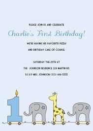 1st birthday invitation templates free printable iidaemilia