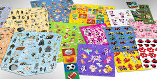 stickers u0026 sticker sheets party