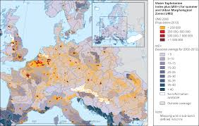 European Time Zone Map by Is Europe U0027s Freshwater Use Sustainable U2014 European Environment Agency
