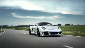 porsche ruf ruf is building a new supercar and it u0027s not based on a porsche