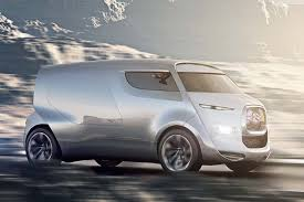 citroen concept citroën tubik concept van is the futuristic love mobile