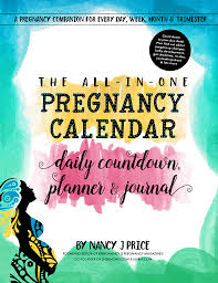 Nancy Price by The All In One Pregnancy Calendar