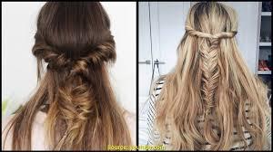 Frisuren Lange Haare Halb Hochgesteckt by Fabelhaft Boho Frisuren Lange Haare Halboffen Deltaclic