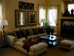 Small Apartment Living Room Decorating Ideas Captivating 20 Yellow And Brown Living Room Decorating Ideas