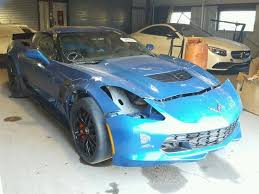 repossessed corvettes for sale salvage chevrolet corvette cars for sale and auction