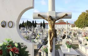 free photo cemetery evora rip ornaments graveyard portugal max pixel