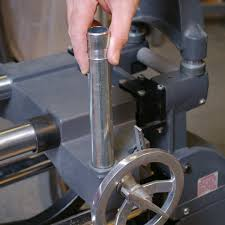 shopsmith step 2 assembling your lathe components