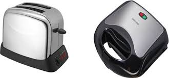 Toaster With Sandwich Maker Croma Electronics
