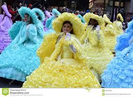 thanksgiving parade chicago abilene high band in thanksgiving parade editorial photo