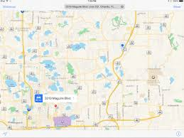 Google Maps Orlando Fl by How To Use Alternative Apps To Navigate To An Address From Apple