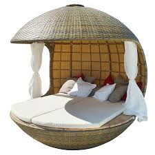 cabana design create your own exclusive cabana with the comfy cocoon beach daybed