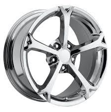 chrome corvette wheels 19x10 chrome corvette grand sport replica wheels rims for chevy