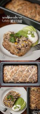 thanksgiving turkey meatloaf with apple and cranberries turkey