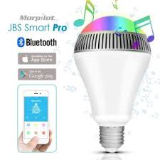 Bluetooth Light Bulb Speaker 10 Best Bluetooth Light Bulb Speakers For Colorful Party In 2017
