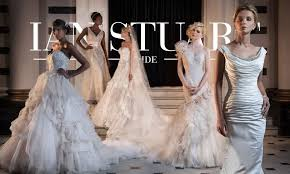 ian stuart bride designer wedding dresses