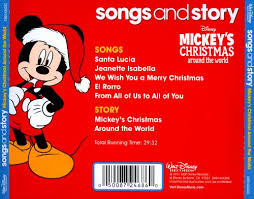 songs and story mickey s around the world disney