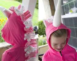 Unicorn Halloween Costumes by Diy Simple Unicorn Halloween Costume For Fiskars