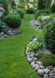 Rock Borders For Gardens 25 Stunning Garden Paths Garden Paths Paths And Gardens