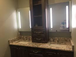bathroom design trends aio mirrors acadian house kitchen bath