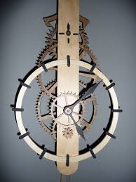 Free Wood Clock Plans Download by Plans Woodworking Free Scroll Saw Wooden Gear Clock Plans