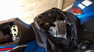 kriega us20 kriega us20 drypack suzuki gsxr fitting