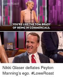 Tom Brady Omaha Meme - 25 best memes about peyton manning peyton manning memes