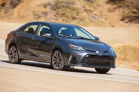 2017 toyota corolla first drive review this boring compact will