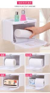 toilet paper shelf hand cartons bathroom toilet tissue box free punch reel paper