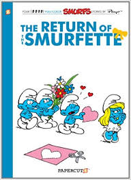smurfs 10 return smurfette smurfs graphic